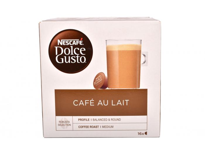 Nescafe Dolce Gusto Cafe au lait kapsule za kavu 160 g