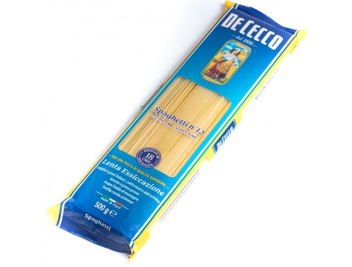 De Cecco tjestenina spaghetti 500 g