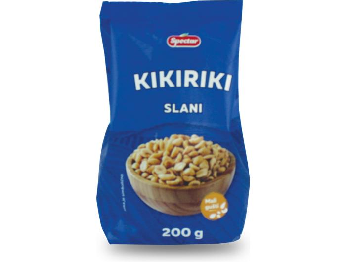 Spectar Kikiriki pečeni slani 200 g