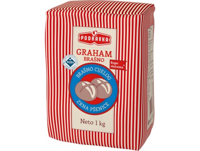 Podravka Brašno Graham 1 kg