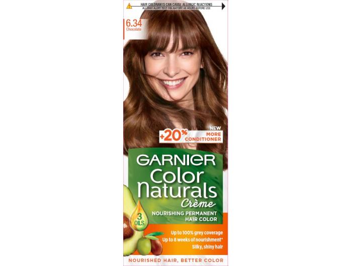 Garnier color naturals Boja za kosu br. 6.34 1 kom