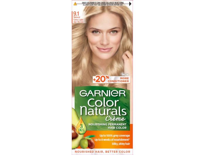 Garnier Color naturals Boja za kosu br. 9.1 1 kom