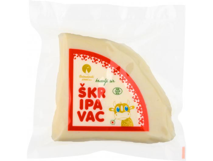 Dalmatinski sirevi sir Škripavac 250 g