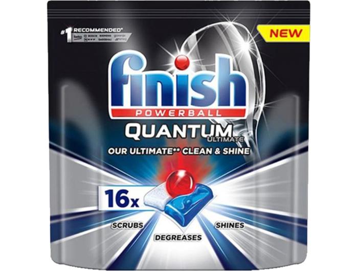 Finish kapsule za perilicu posuđa quantum ultimate 16 regular