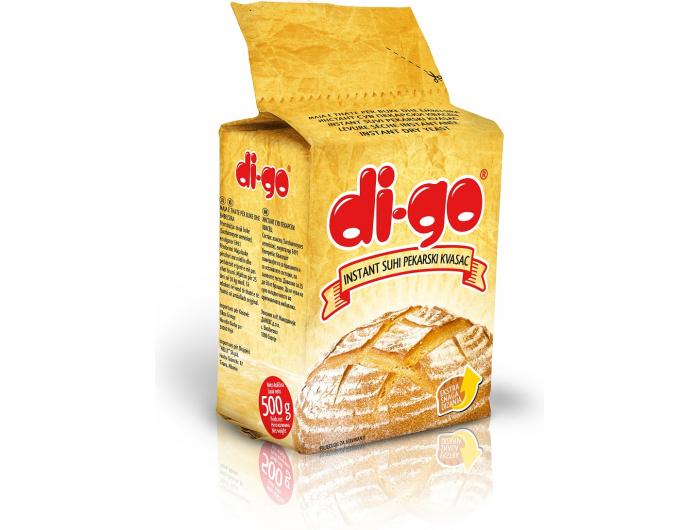 Di-go instant suhi pekarski kvasac, 500 g