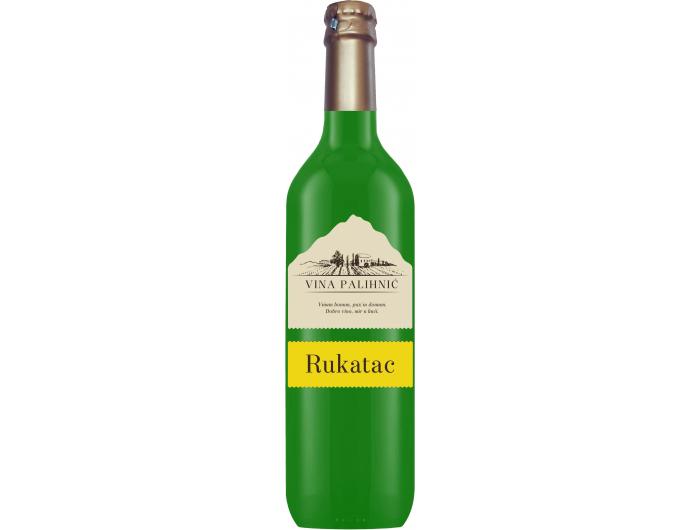 Palihnić Rukatac kvalitetno bijelo vino 1 L