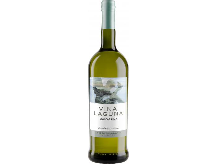 Vina Laguna Malvazija kvalitetno bijelo vino 1 L