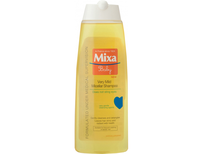 Mixa Baby Blagi šampon 250 ml