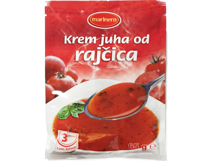 Marinero Krem juha od rajčice 65 g