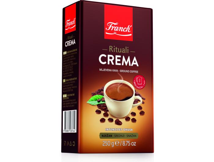 Franck Crema kava mljevena 250 g