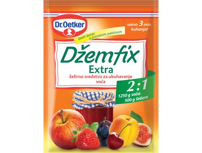 Dr. Oetker Džemfix extra 2:1 25 g