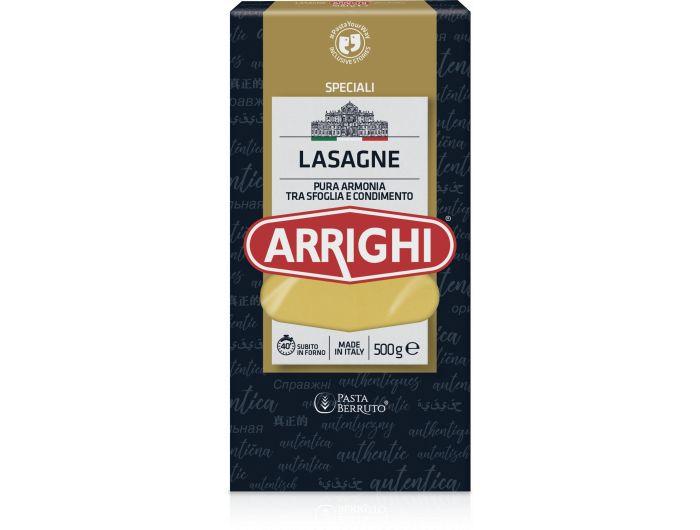 Arrighi Tjestenina za lazanje br. 191 500 g