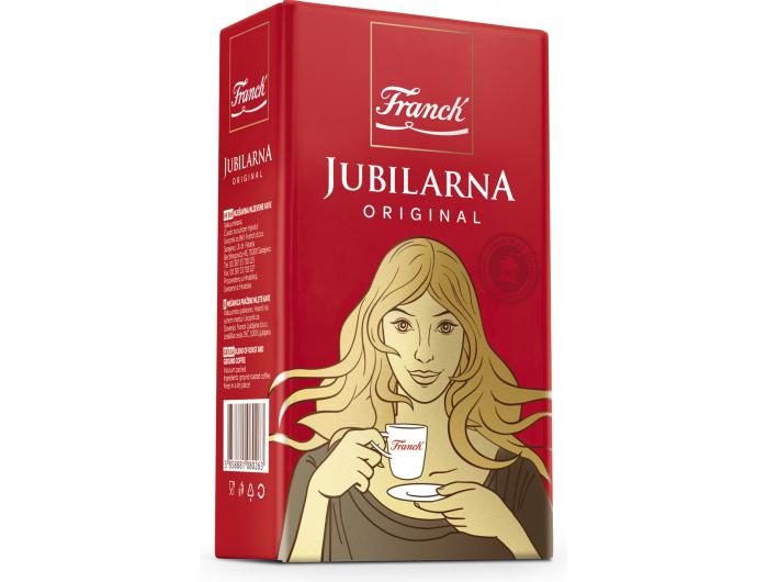 Franck Jubilarna kava mljevena 250g