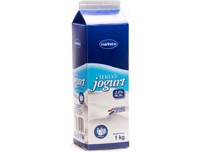 Marinero tekući jogurt 2,8 %  m.m. 1 kg