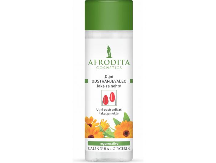 Afrodita uljni odstranjivač laka za nokte Neven 100 ml