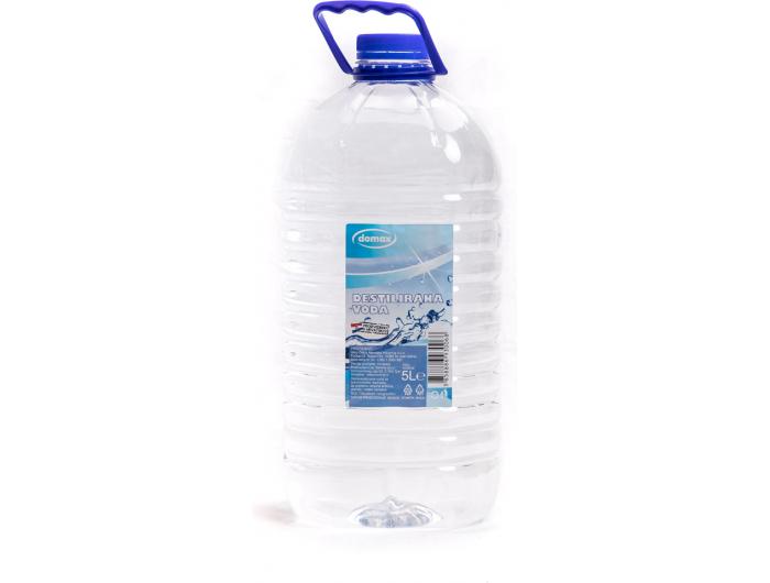 Domax destilirana voda 5 L
