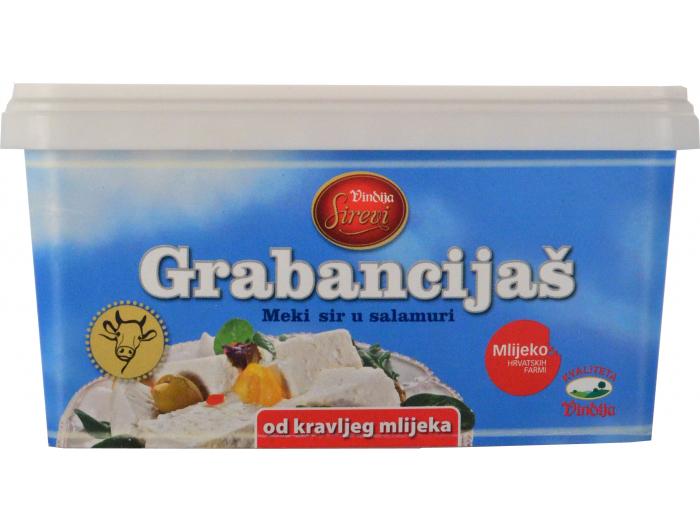 Vindija Grabancijaš sir 350 g