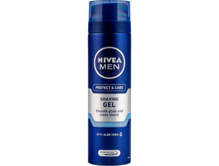 Nivea protect & care gel za brijanje 200 ml