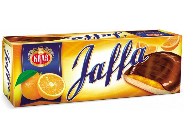 Kraš Jaffa keks kakao i naranča 125 g