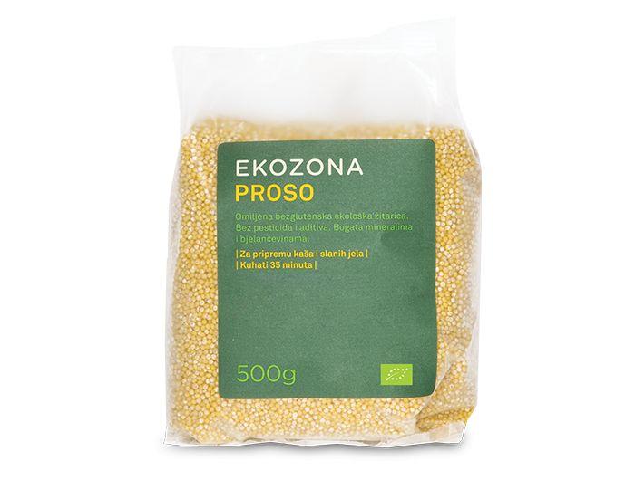 Bio proso, 500 g, Ekozona