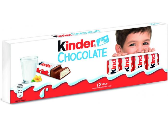Ferrero Kinder čokolada 150 g