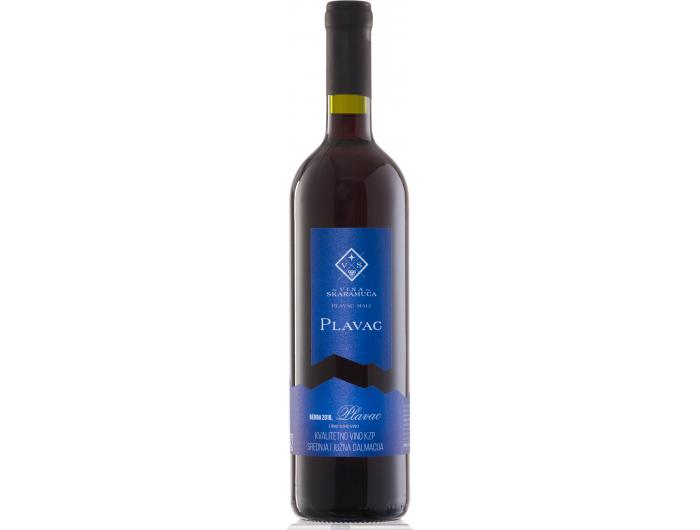 Vino crno  Plavac Vina Skaramuča  0,75 L