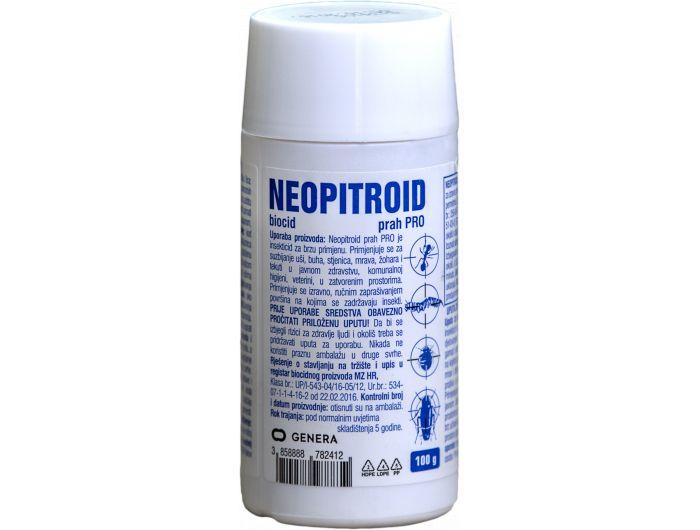 Genera Neopitroid prah za insekte  100 g