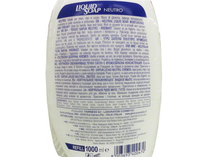 Genera Neutro Tekući sapun  1 l