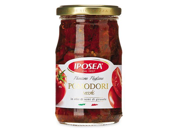 Iposea Sušene rajčice u ulju 280 g