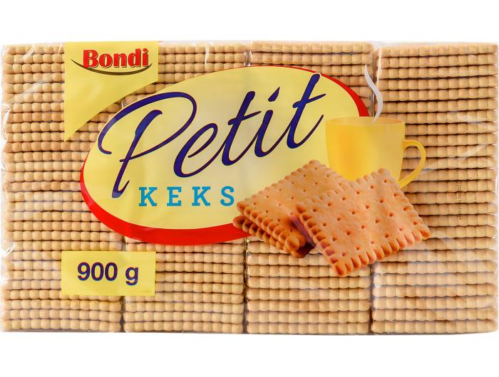 Bondi Petit keks 900 g