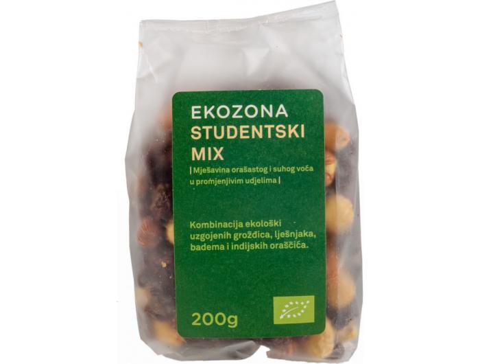 Ekozona BIO studentski mix 200 g