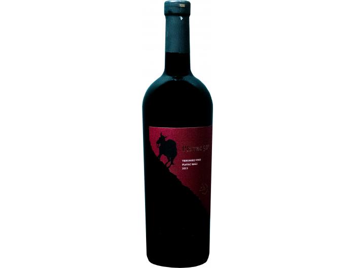 Vino crno  Plavac 50° Badel  0,75 L