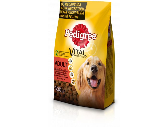 Friskies Purina Hrana za pse govedina i perad 500 g