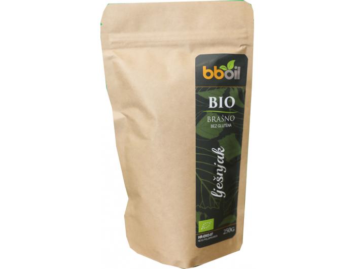 bboil BIO brašno bez glutena od lješnjaka 250g