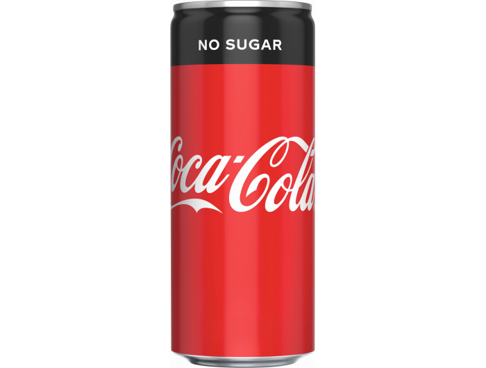 Coca Cola No Sugar 250 ml