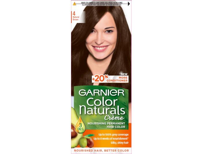 Garnier Color naturals boja za kosu br. 4 1 kom