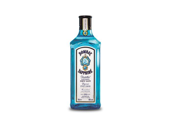 Gin, 0,7 L, Bombay sapphire
