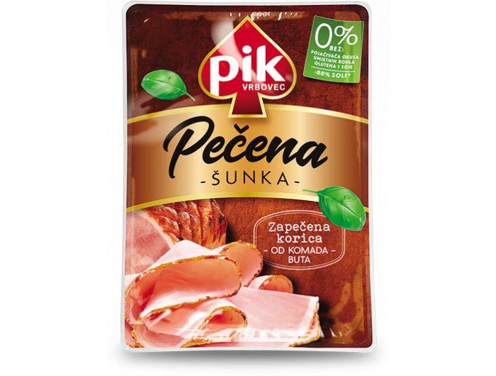 Pik šunka Pečena 125 g