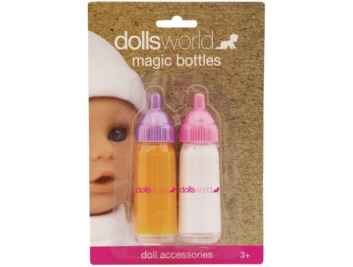 Dječja igračka čarobna boca za lutke 2 kom