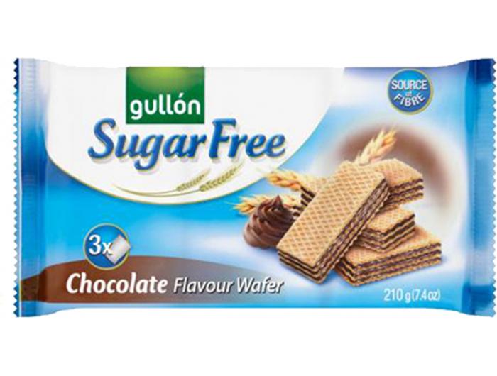 Gullon napolitanke bez šećera 210 g