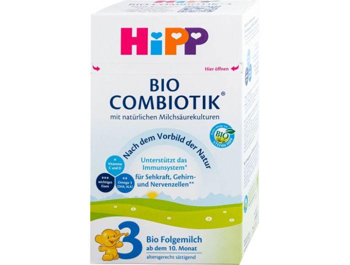 Zamjensko mlijeko, 600 g, combiotik, Hipp 3