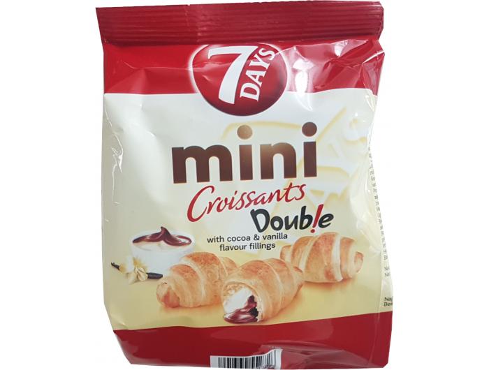 7 Days kroasan mini s kakaom i vanilijom 60 g