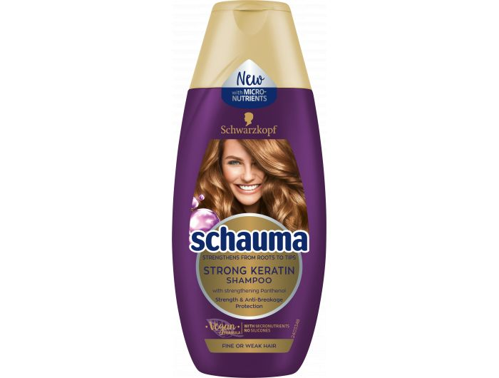 Schwarzkopf Schauma šampon za kosu s keratinom 250 ml