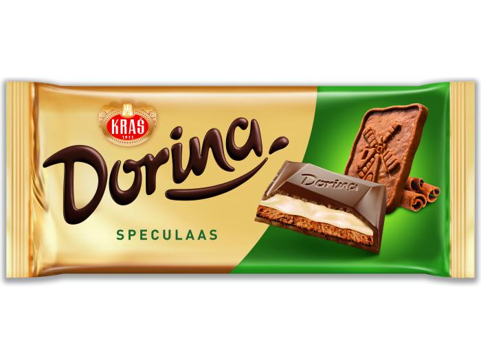 Kraš Dorina Speculaas čokolada 105 g
