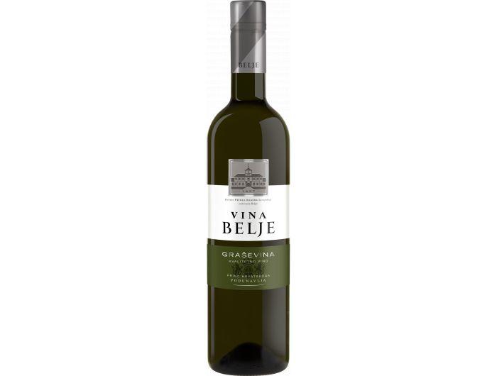 Vina Belje Graševina kvalitetno bijelo vino 0,75 L