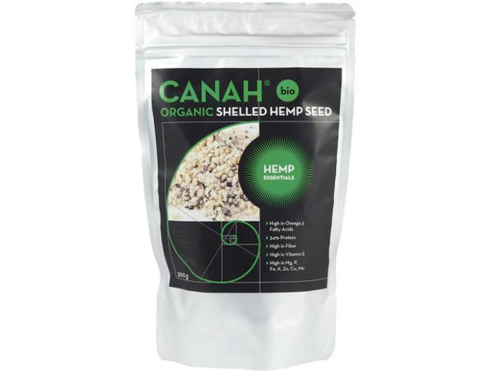 Bio sjemenke konoplje, 300 g, Canah
