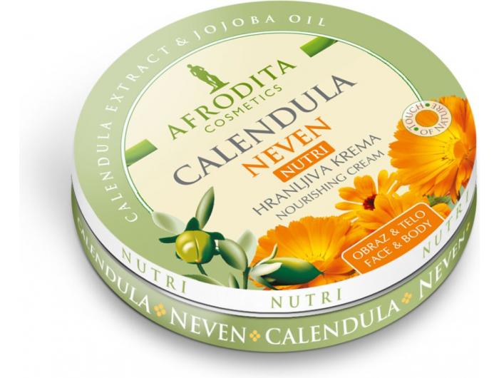 Afrodita Calendula Nutri hranjiva univerzalna krema 150 ml