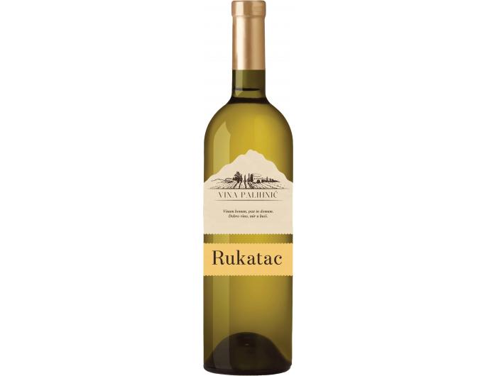 Palihnić Rukatac kvalitetno bijelo vino 0,75 L