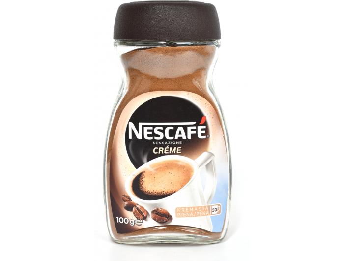 Nescafe Sensazione Crema Instant kava 100 g