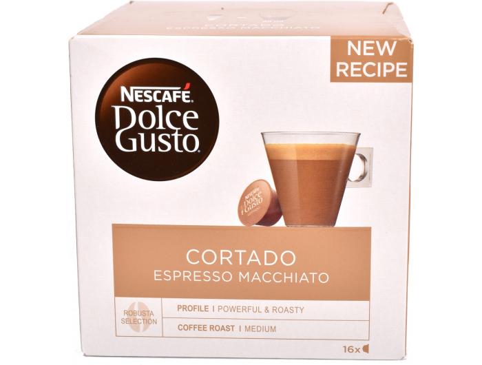 Nescafe Dolce Gusto Cortado Kapsule za kavu 100,8 g